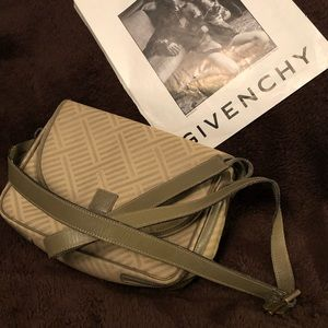 Givenchy Vintage Shoulder Bag